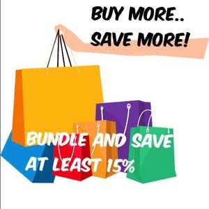 Buy more... save more!